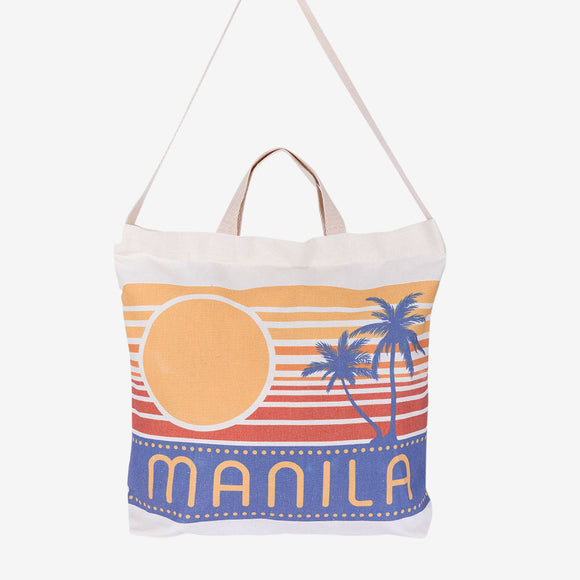 Kultura Sunset Bar Canvas Tote Bag