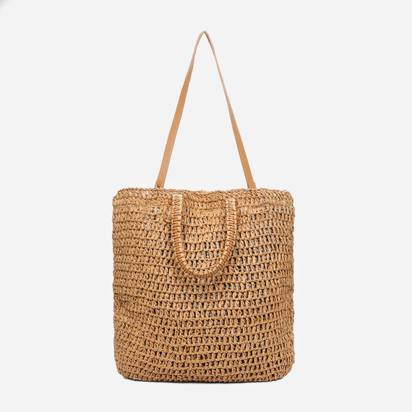 Tropiko Recycled Material Tote With Sling