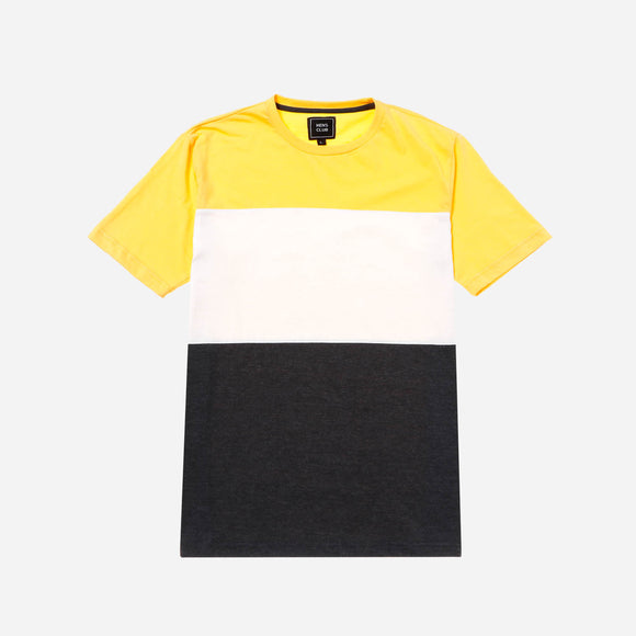 Men's Club Color Blocked Tee
