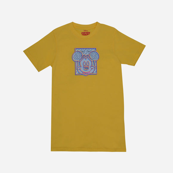 Disney Summer Happy Face Tee