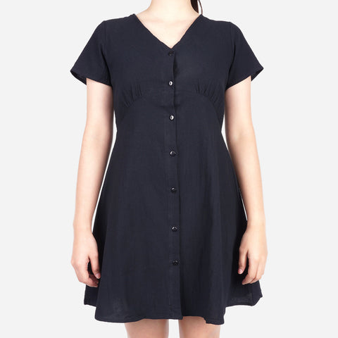 True Love Button-down Dress