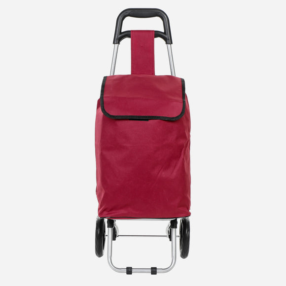 Travel Basic Inka Shopping Trolley Bag