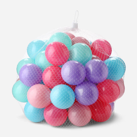Do-It 60-Pieces Plastic Balls
