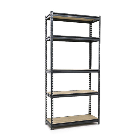 Modern Lifestyle 5-shelf Boltless Storage Rack