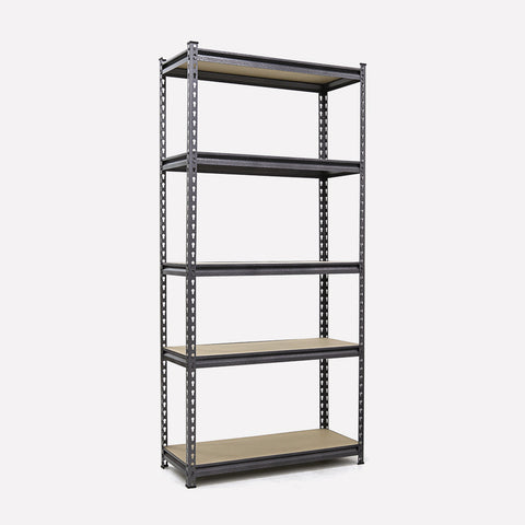 Quikfab Hammer Rack 5-tier Steel Storage Rack and Work Bench
