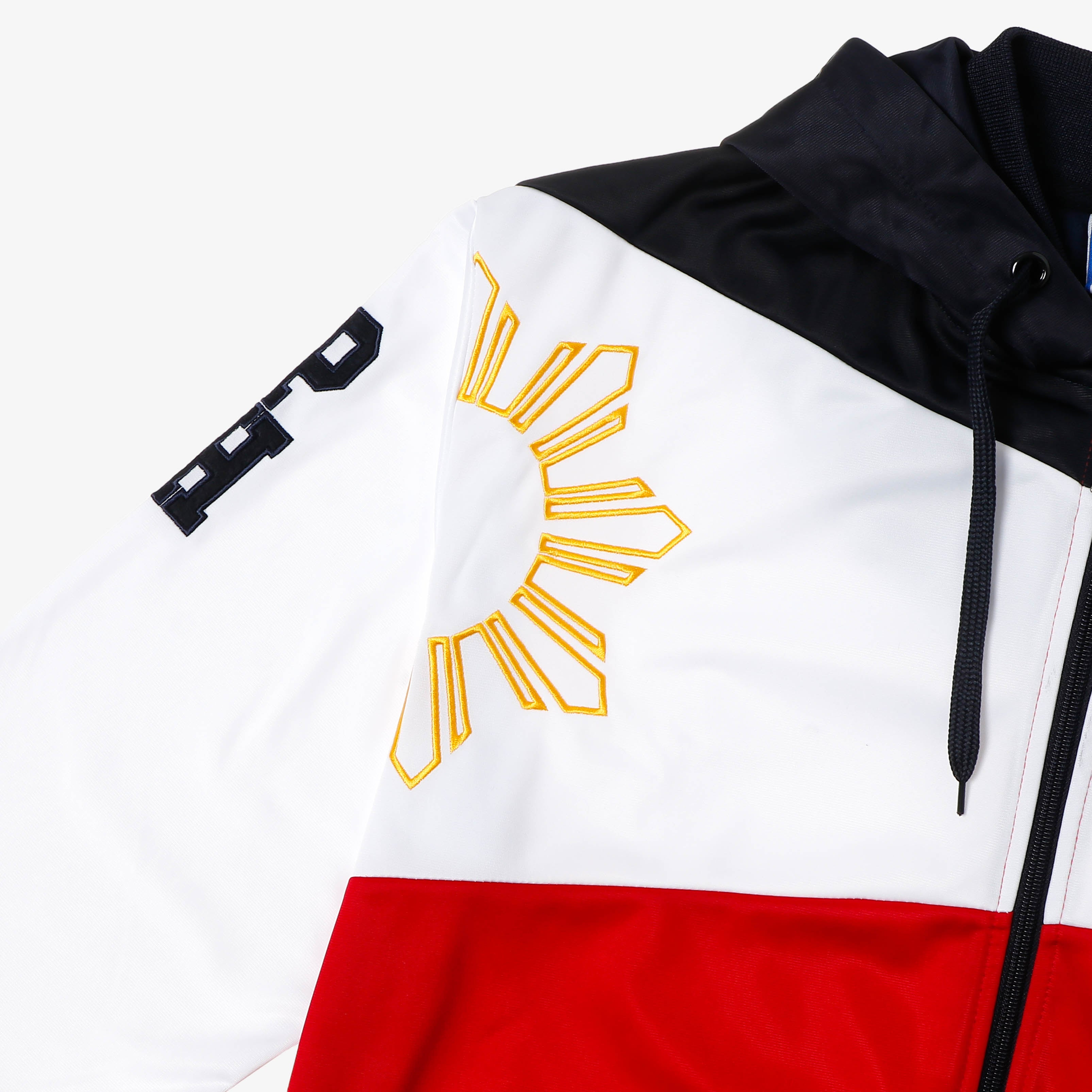 My Philippines Men's Flag Inspired Jacket