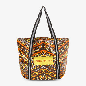 Kultura Set of 2 Laminated Eco Bags