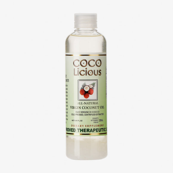 Cocobody Cocolicious Virgin Coconut Oil  250ml