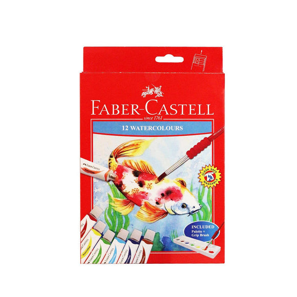 Faber Castell Watercolor Tubes 12ml