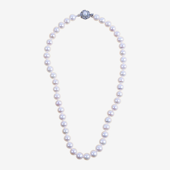 Asnie Princess Pearl Necklace