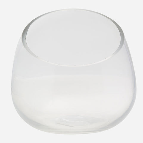 Great Home Rounded Glass Vase 1