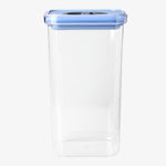 Neoflam Smart Seal Square Canister (Blue) - 2.1L