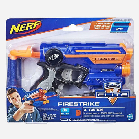 Nerf N Strike Elite Firestrike Toy Blaster For Boys