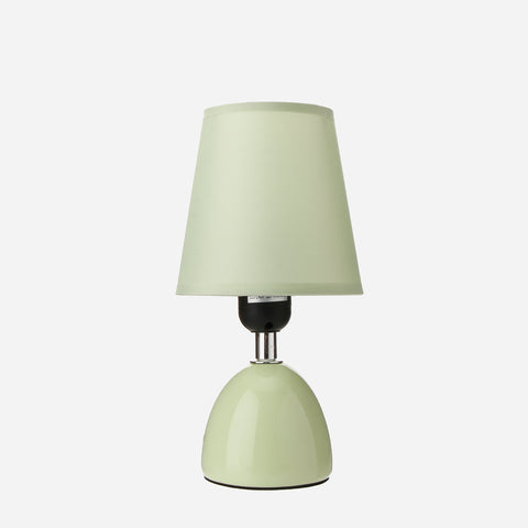 12C Gifty Robb Ceramic Table Lamp Green