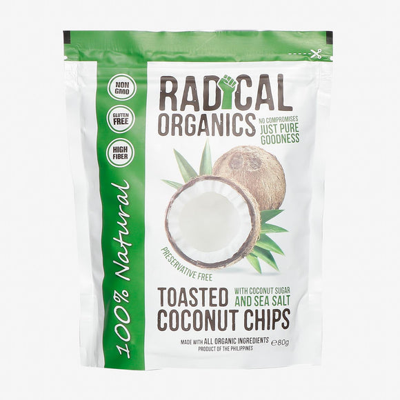 Radical Organics Toasted Coconut Chips