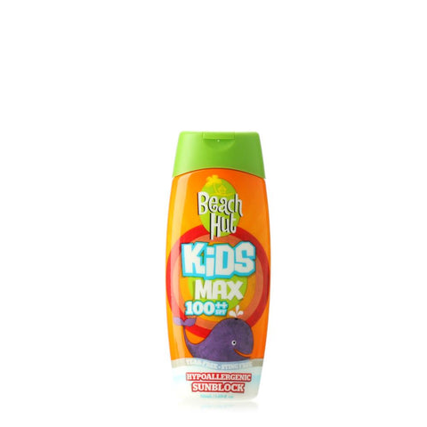Beach Hut Kid'S Max Sunblock Spf100 50Ml