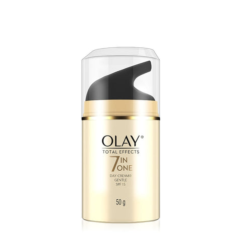 Olay Total Effects 7-In-1 Day Cream Gentle Spf15 50G