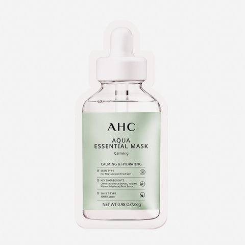 Ahc Essential Calming Mask