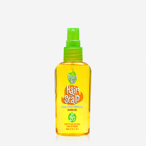 Beach Hut Hair And Scalp Clear Spray Sunblock Spf20 80Ml