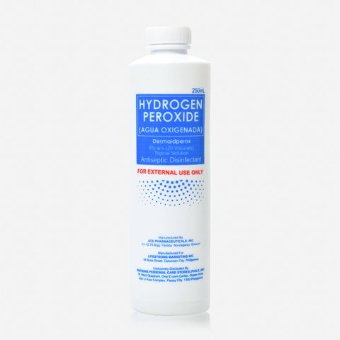Dermaid Hydrogen Peroxide 20V 250Ml