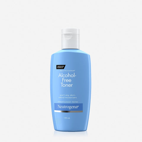 Neutrogena Alcohol-Free Toner 150Ml