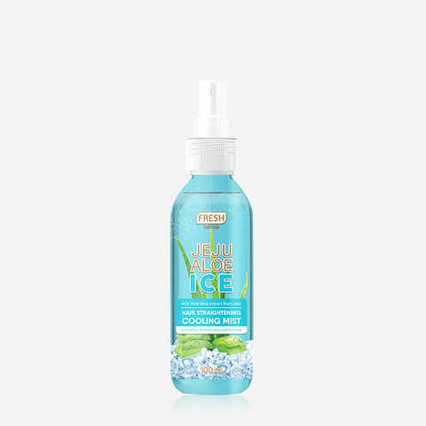 Fresh Skinlab Jeju Aloe Ice Hair Straightening Cooling Mist 100Ml