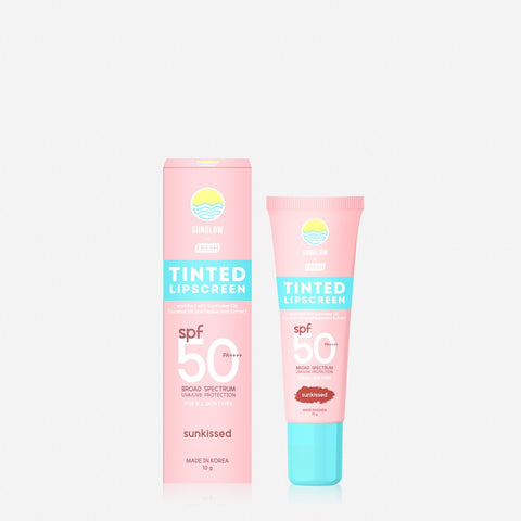 Sunglow By Fresh Tinted Lipscreen Spf50 Pa++++ 10G - Sun Kissed