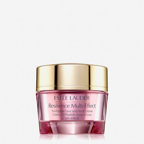 Estee Lauder Resilience Multi-Effect Tri-Peptide Face And Neck Creme Spf15 50Ml