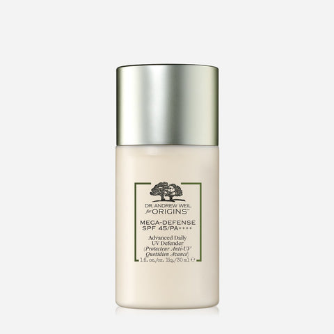 Dr. Andrew Weil For Origins Mega-Defence Advanced Daily Uv Defender Spf45 30Ml