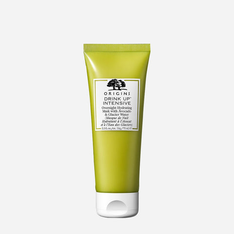 Origins Drink Up Intensive Overnight Hydrating Mask With Avocado & Glacier Water 75Ml