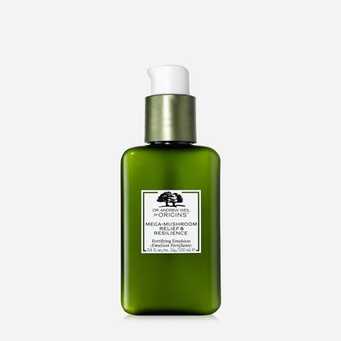 Dr. Andrew Weil For Origins Mega-Mushroom Relief & Resilience Fortifying Emulsion 100Ml