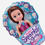 Sparkle Girlz Mini Super Sparkly In A Cupcake Mermaid (Pink) Toy For Girls