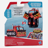 Transformers Rescue Bots Wedge The Construction-Bot Action Figure For Boys
