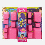 Barbie Fab Paint Reveal Ultimate Gift Set - Dog Park-Movie Night Toy For Girls