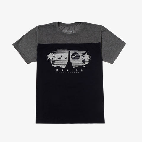 Halu Halo Monument View Graphic Tee