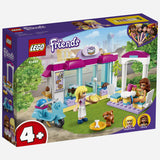 Lego R Friends 41440 Heartlake City Bakery Age 4 Building Blocks 2020 99Pcs