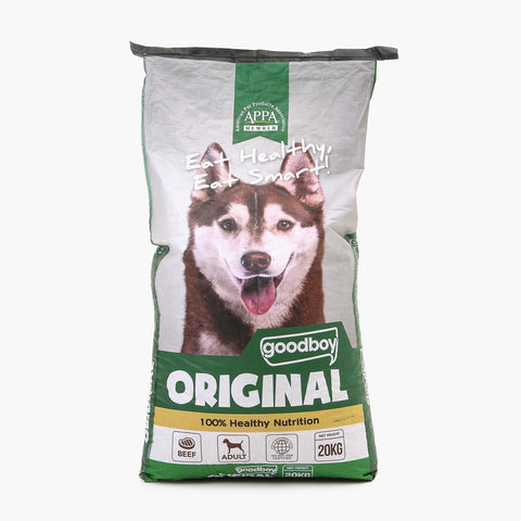 Good Boy 20kg Adult Dog Food (Beef Flavor)