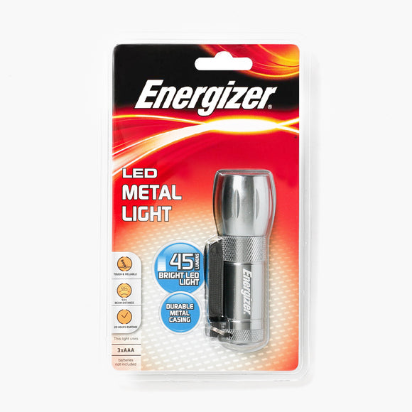 Energizer LED Metal Light ML33