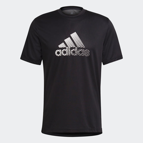 ADIDAS DESIGNED 2 MOVE ACTIVATED TECH AEROREADY TEE GM2162