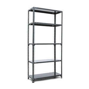 Modern Lifestyle 5-shelf Bolted Steel Shelving Unit