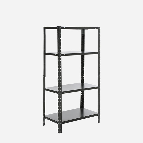 Quick Shelf Instant Storage 4-foot Metal Rack