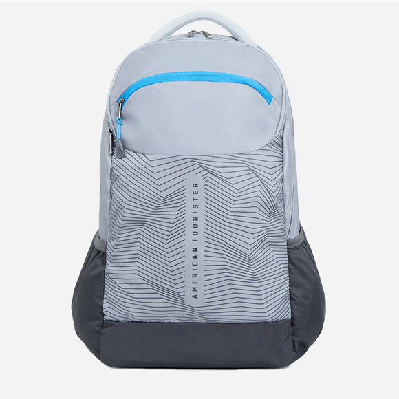 American Tourister Jazz BP 02 Backpack in Grey