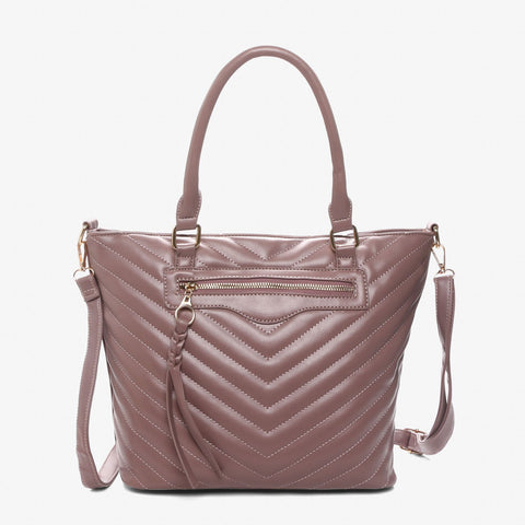 Parisian Caleigh Quilted Tote