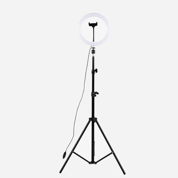 Surplus Ring Light With Adjustable Tripod