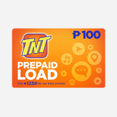 Talk and Text Prepaid Card 100