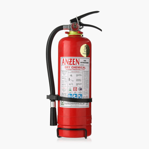 3.6g Dry Chemical Fire Extinguisher