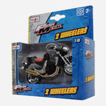 Maisto Fresh Metal 2 Wheelers Kawasaki Toy For Kids