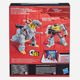 Transformers Gen Studio Grimlock And Autobot Wheelie Action Figure For Boys