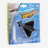 Maisto Fresh Metal Tailwinds (Black) Zh588 Plane Toy For Boys