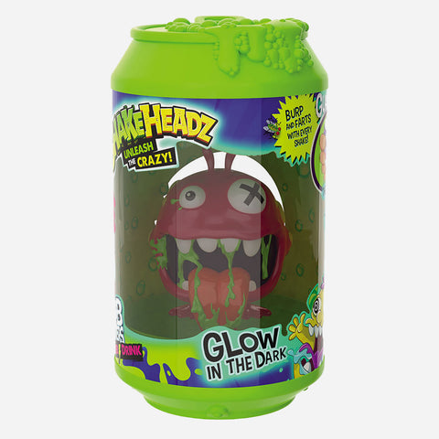 Shakeheadz Power Drink Ickyiggy Toy For Kids